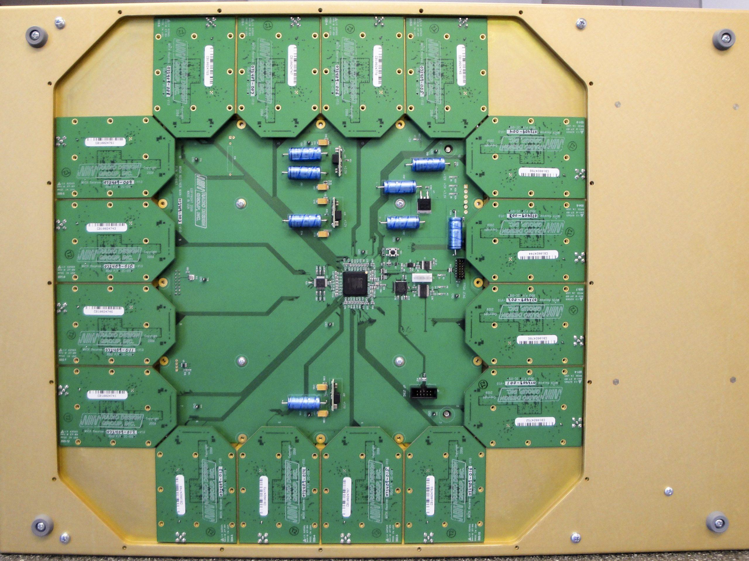 MVSK prototype system